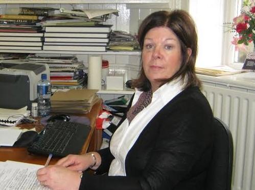 Geraldine Malone