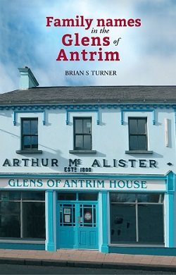Family names in the Glens of Antrim - BooksIreland